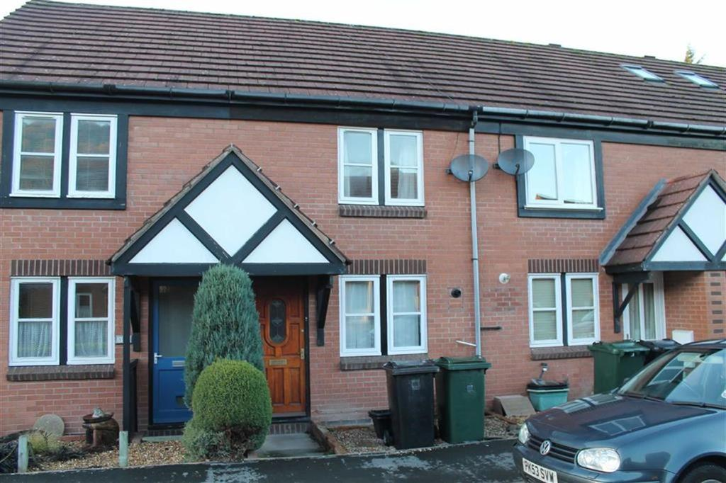 2 Bedrooms Terraced House for rent in Swains Meadow, Church Stretton