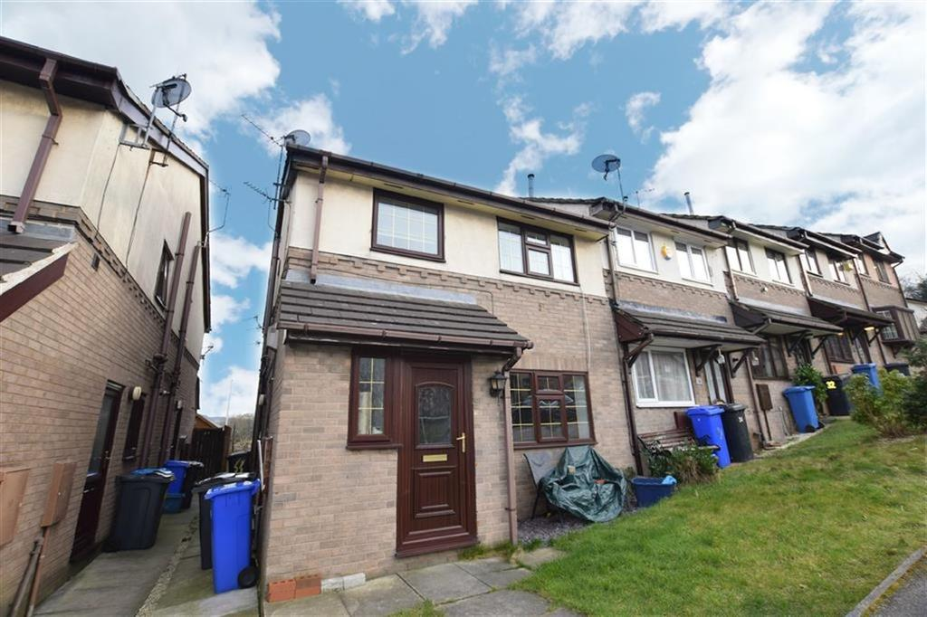 2 Bedrooms End Of Terrace House for sale in Paterson Close, Sheffield, Stocksbridge, S36