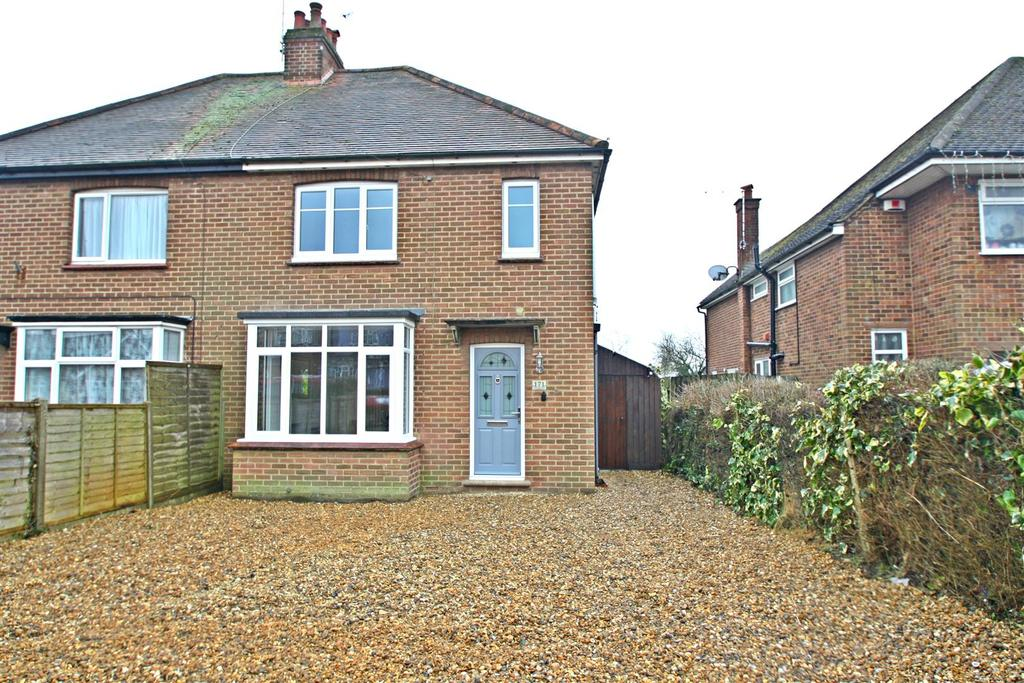 3 Bedrooms Semi Detached House for sale in Buckingham Road, Bletchley, Milton Keynes