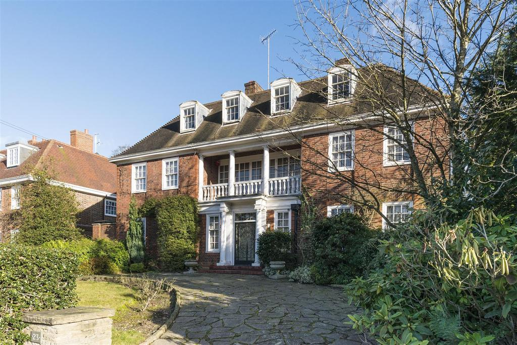 6 Bedrooms Detached House for sale in Ingram Avenue, Hampstead Garden Suburb, NW11