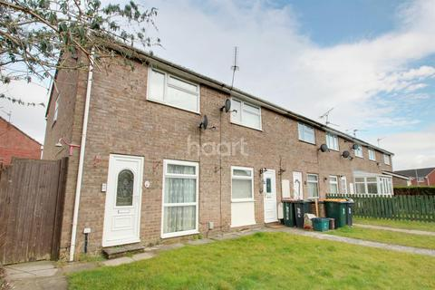 2 bedroom end of terrace house for sale - Winchester Close, Newport, NP20 3BL