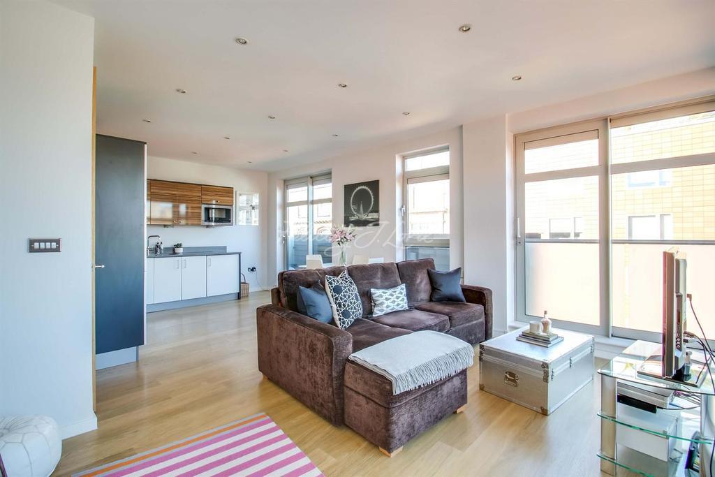 1 Bedroom Flat for sale in Tanner Street, SE1