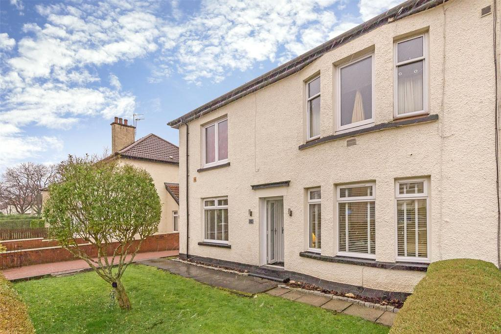 2 Bedrooms Flat for sale in 52 Locksley Avenue, Knightswood, Glasgow, G13