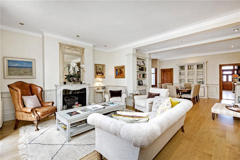 5 bedroom semi-detached house for sale - Glebe Road, London, SW13