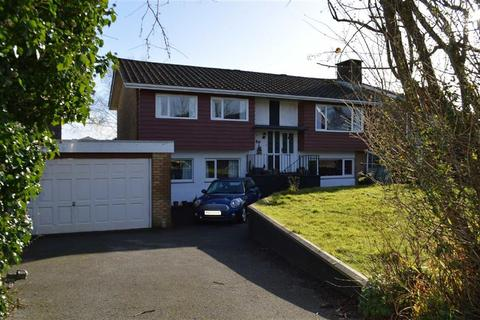 5 bedroom detached house for sale - Valley View, Swansea, SA2