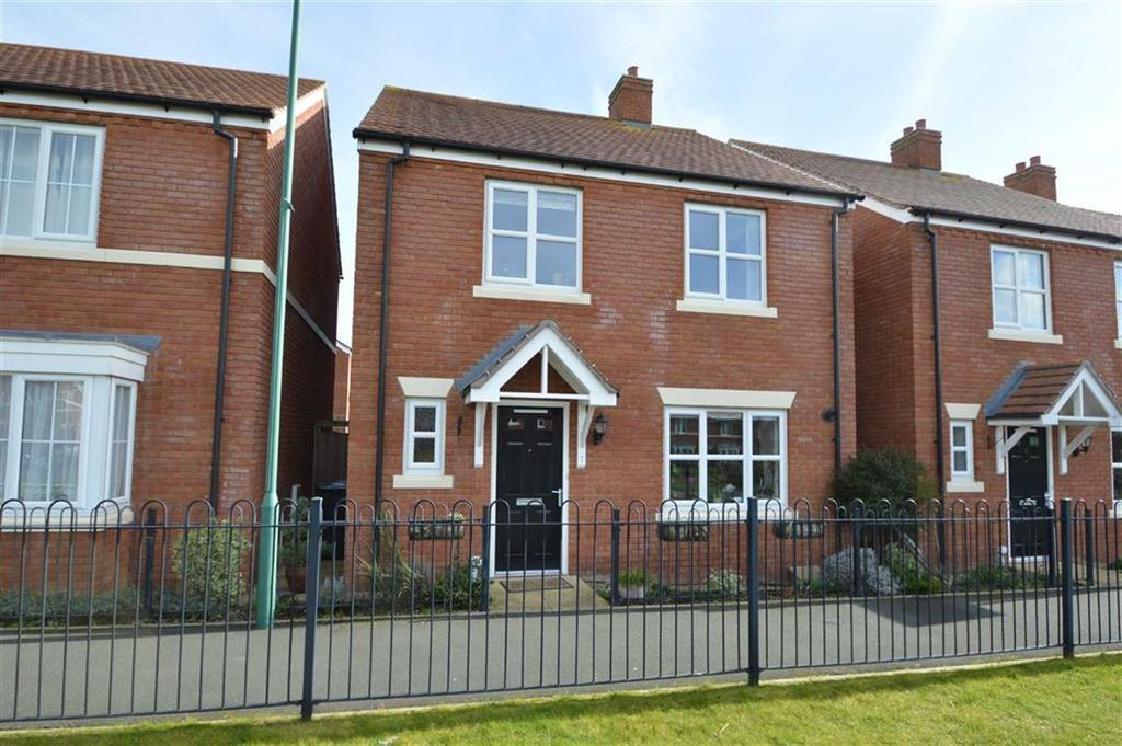 4 Bedrooms Detached House for sale in 7, Maple Court, Shrewsbury, SY3