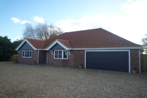 3 Bedrooms Bungalow for sale in Main Road, Parson Drove, Wisbech, PE13