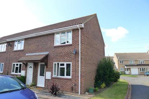 2 bedroom house to rent - FAREHAM - EAGLE CLOSE - UNFURN