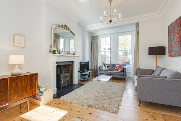 4 Bedrooms Terraced House for sale in Parolles Road, Whitehall Park, Archway, London, N19