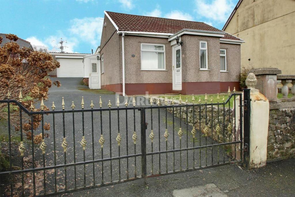 2 Bedrooms Bungalow for sale in Nant-y-croft, Rassau, Ebbw Vale, Blaenau Gwent