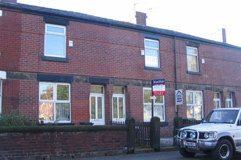 2 bedroom terraced house to rent - Barlow Road, Levenshulme