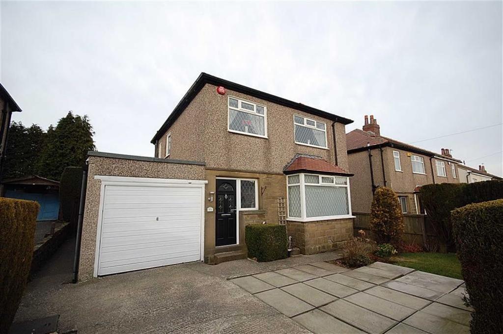 3 Bedrooms Detached House for sale in Goldington Avenue, Oakes, Huddersfield, HD3