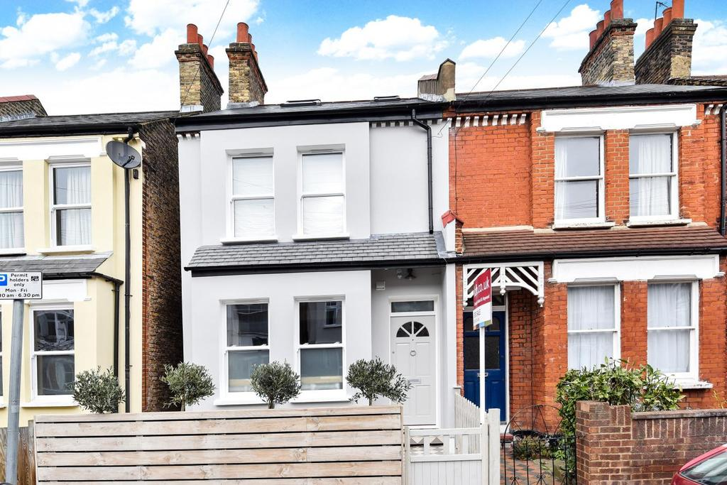 3 Bedrooms Terraced House for sale in Marlborough Road, Colliers Wood