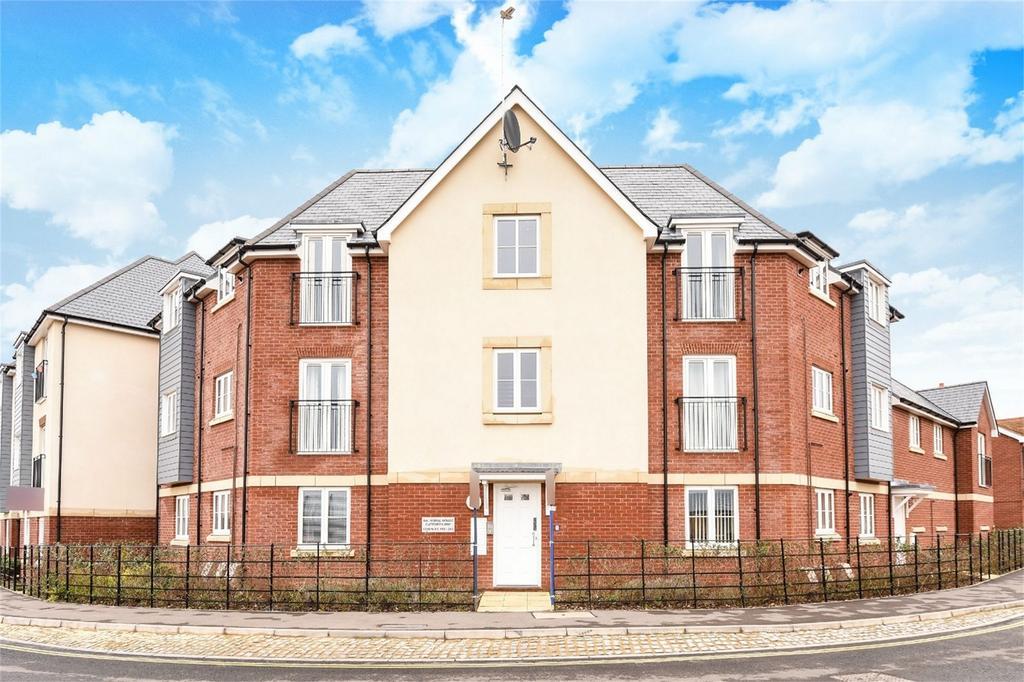 1 Bedroom Flat for sale in Cutforth Way, Abbottswood, Romsey, Hampshire