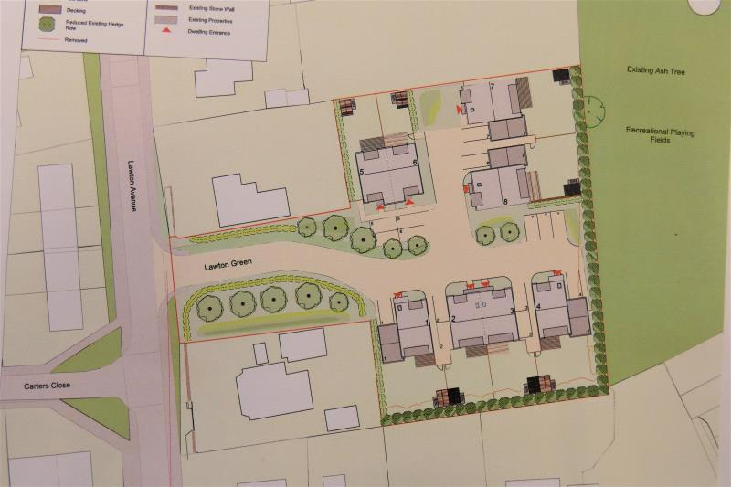 3 Bedrooms Semi Detached House for sale in Lawton Green, Lawton Avenue, Carterton, Oxon