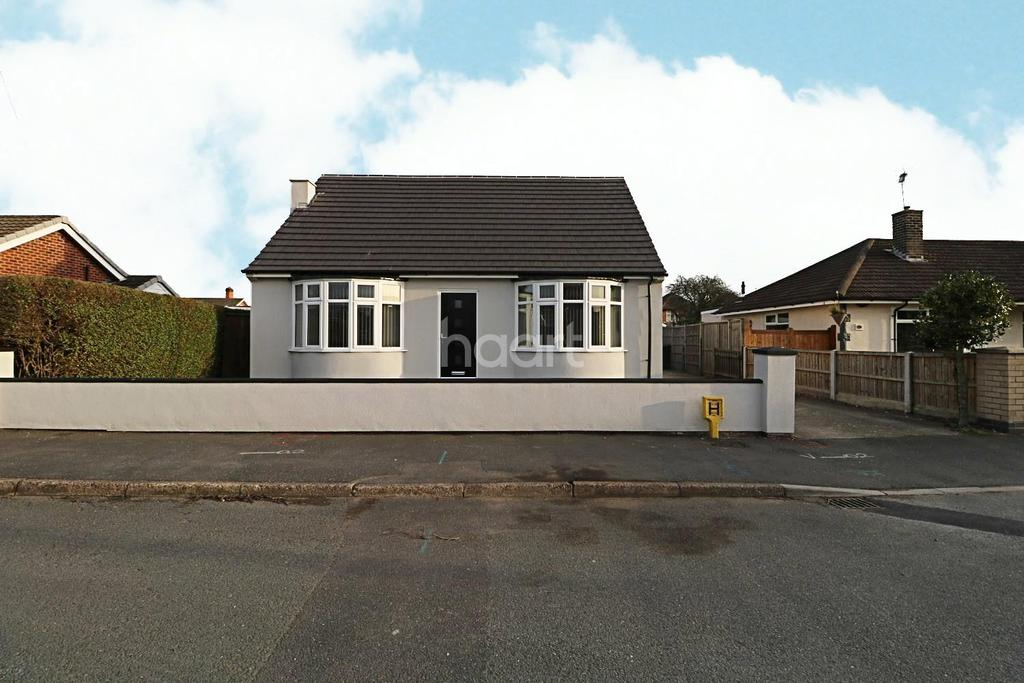 3 Bedrooms Bungalow for sale in Village Way, Farndon