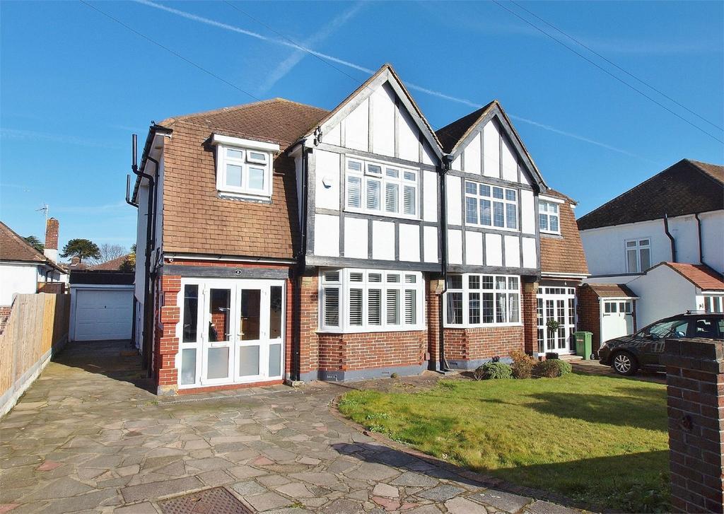3 Bedrooms Semi Detached House for sale in Elderslie Close, Beckenham, Kent