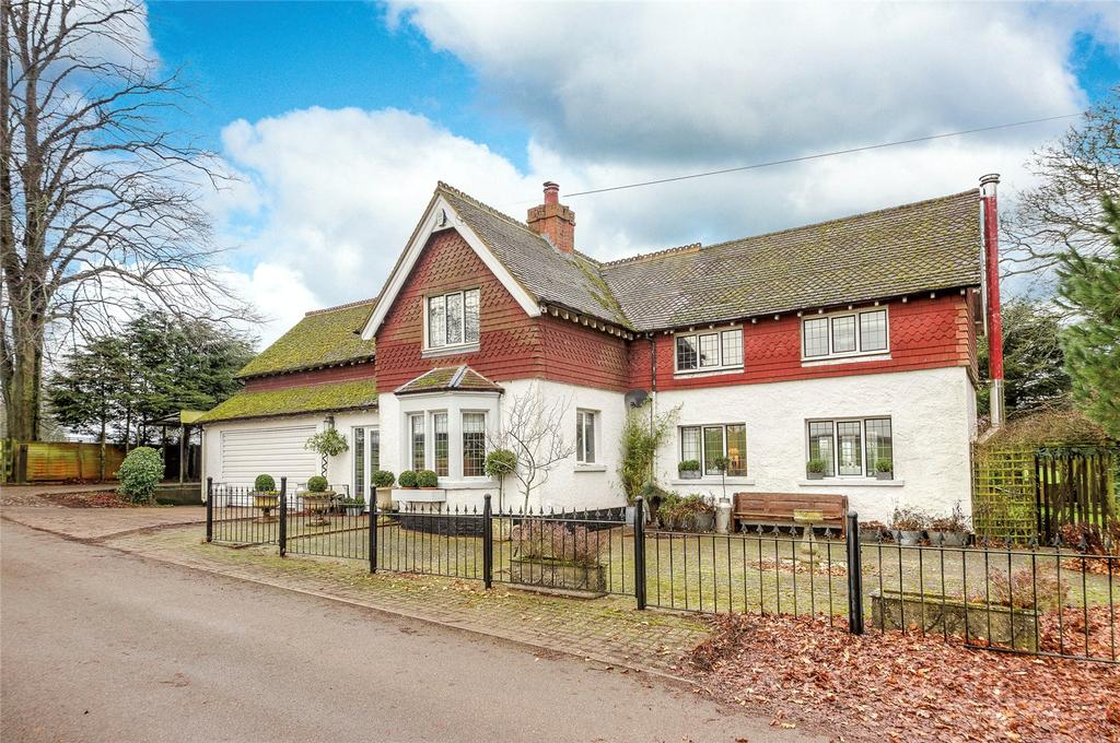 5 Bedrooms Detached House for sale in Naseby Hall, Naseby