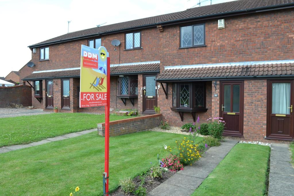 2 Bedrooms Terraced House for sale in Foxby Lane, Gainsborough, Lincolnshire, DN21