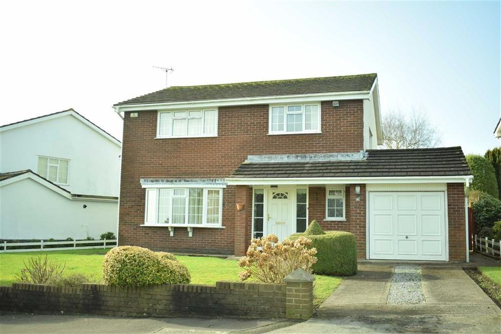 4 Bedrooms Detached House for sale in The Ridge, Derwen Fawr, Sketty
