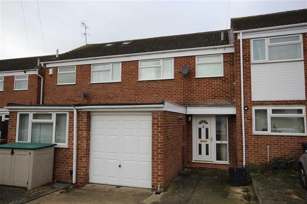 3 Bedrooms Terraced House for sale in Monkey Meadow, Northway, Tewkesbury, Gloucestershire