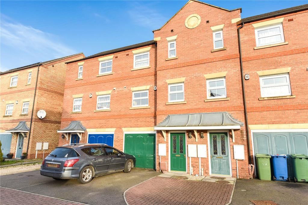 3 Bedrooms Terraced House for sale in Friars Gate, Boston, PE21