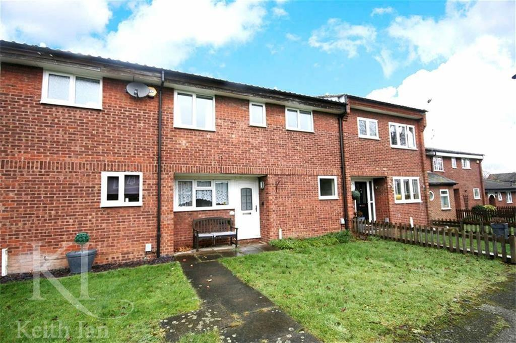 3 Bedrooms Terraced House for sale in Elderbek Close, West Cheshunt