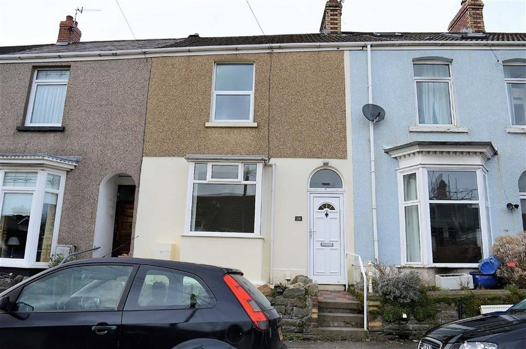 2 Bedrooms Terraced House for sale in Bayview Terrace, Swansea, SA1