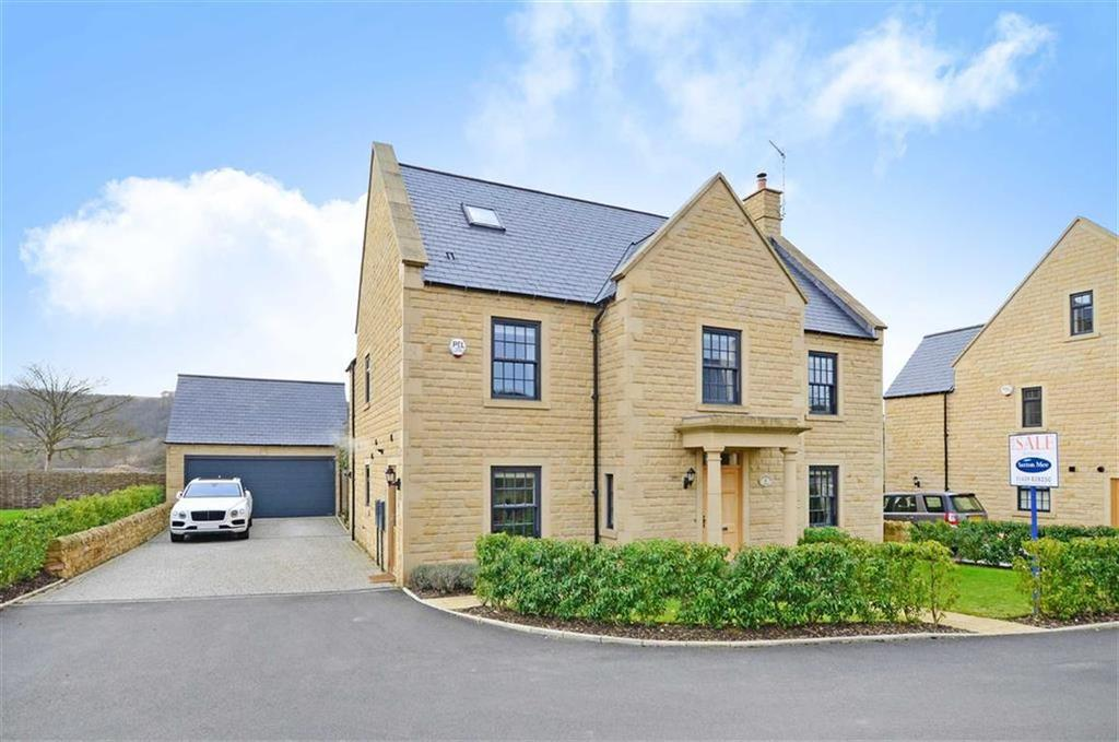 5 Bedrooms Detached House for sale in Ravensnest Lodge, 2, Milltown Court, Fallgate, Ashover, Chesterfield, Derbyshire, S45