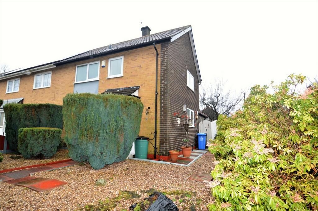 2 Bedrooms End Of Terrace House for sale in Bracken Close, SALE, Cheshire