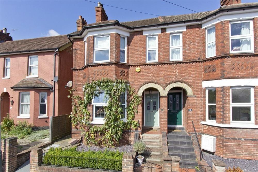3 Bedrooms Semi Detached House for sale in Clifton Road, Tunbridge Wells, Kent