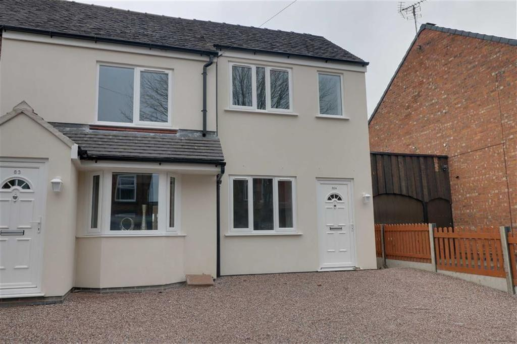2 Bedrooms End Of Terrace House for sale in North Street, Crewe