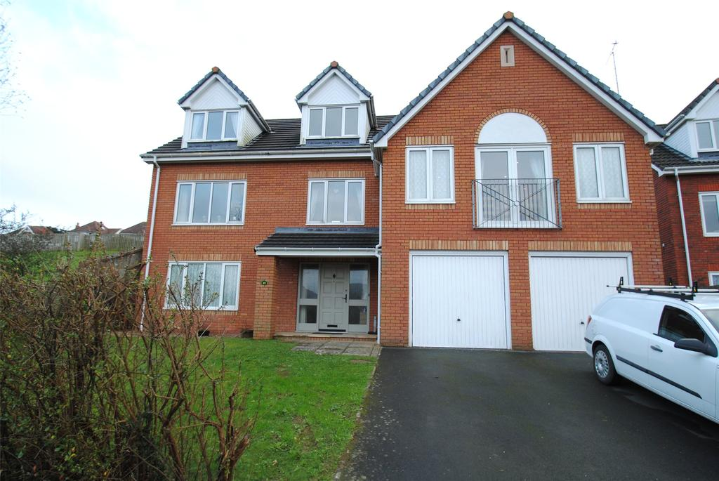 5 Bedrooms Detached House for sale in Cleave Road, Sticklepath