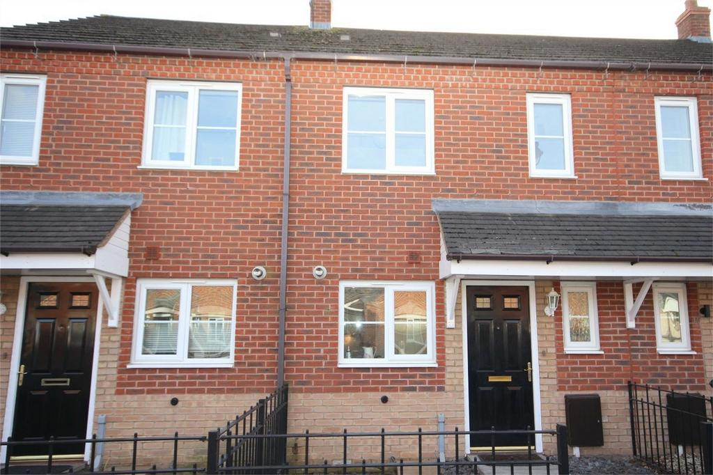 2 Bedrooms Terraced House for sale in Whitebeam Way, Nuneaton, Warwickshire