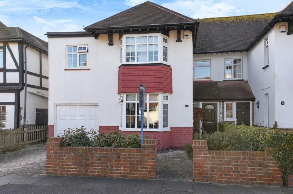4 Bedrooms Semi Detached House for sale in Middleton Avenue Hove East Sussex BN3