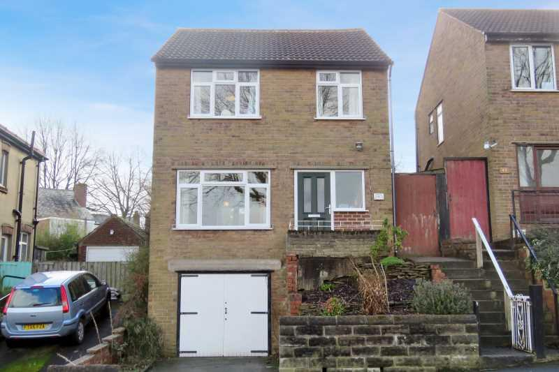 3 Bedrooms Detached House for sale in 45A Upper Albert Road Meersbrook, Sheffield, S8 9HT