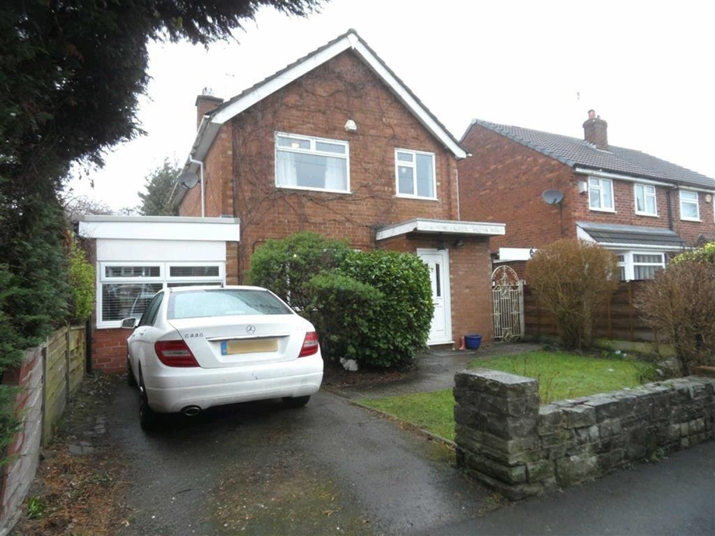 4 Bedrooms Detached House for sale in Wilton Avenue, Heald Green
