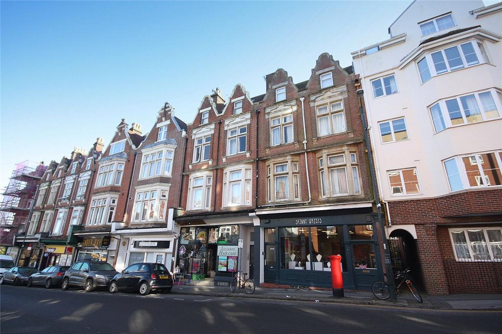 1 Bedroom Maisonette Flat for sale in Queens Road, Bournemouth, Dorset, BH2