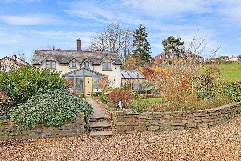 3 Bedrooms Cottage House for sale in Wereton Road, Audley
