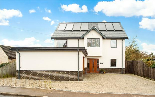4 Bedrooms Detached House for sale in Cottenham Road, Histon, Cambridgeshire