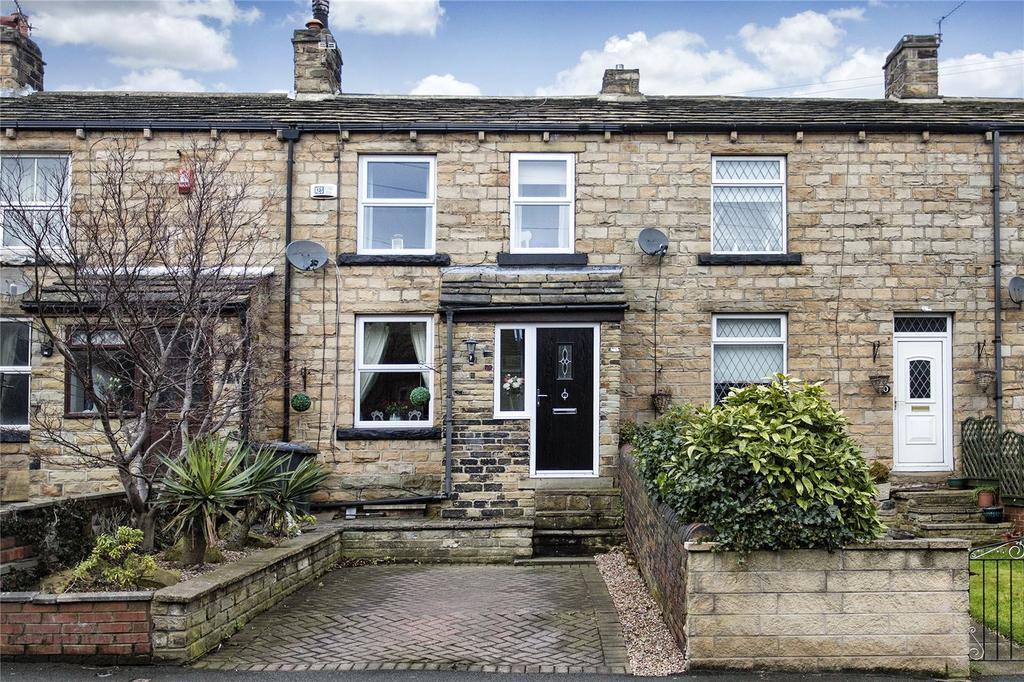 2 Bedrooms Terraced House for sale in Nab Lane, Mirfield, West Yorkshire, WF14