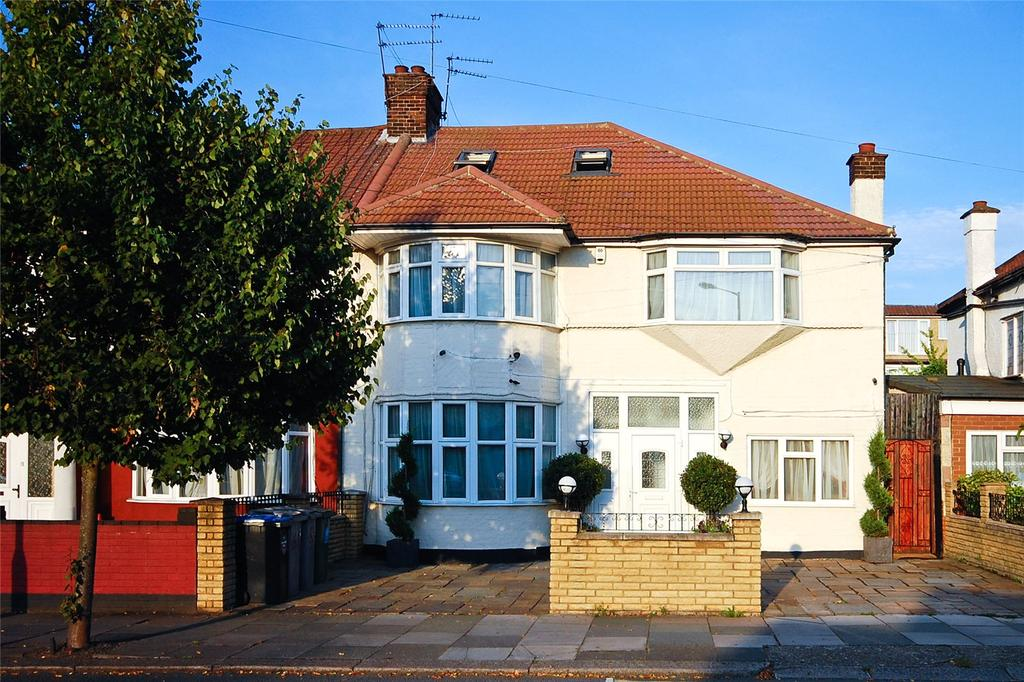 5 Bedrooms Semi Detached House for sale in Park Avenue North, London, NW10