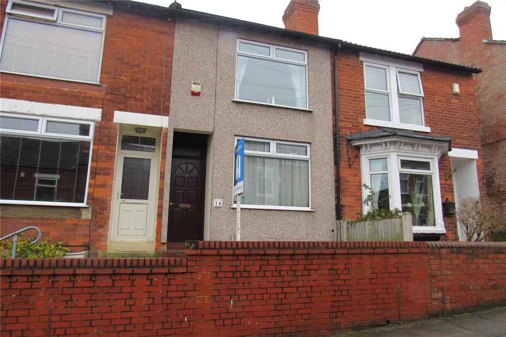 3 Bedrooms Terraced House for sale in Mount Street, Mansfield, Nottinghamshire, NG19