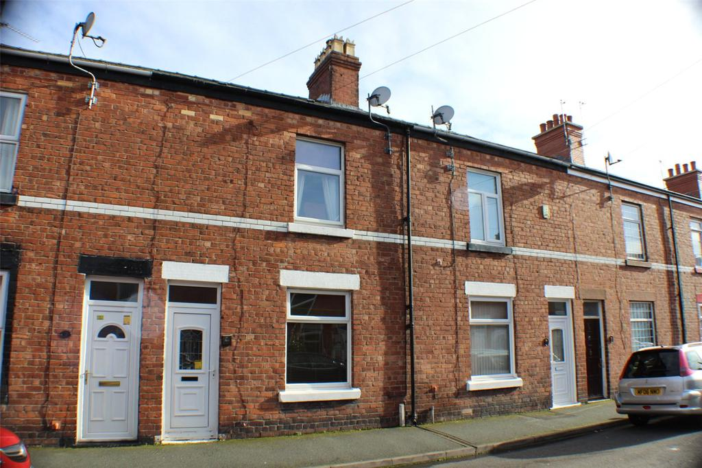 2 Bedrooms Terraced House for sale in Princess Street, Wrexham, LL13