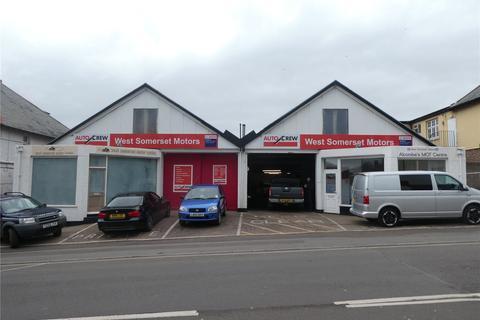 Commercial Property Alcombe Minehead