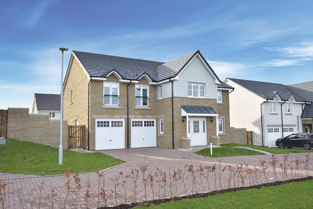 5 Bedrooms Detached Villa House for sale in Plot 92 Earl's Green, Barassie, KA10 7FD