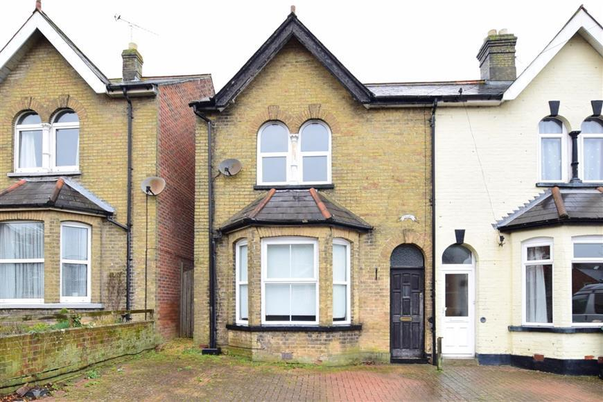 3 Bedrooms Semi Detached House for sale in Mill Hill Road, Cowes, Isle of Wight