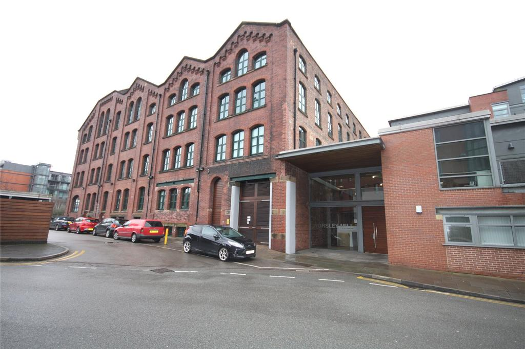 2 Bedrooms Flat for sale in Worsley Mill, Blantyre Street, Manchester, M15