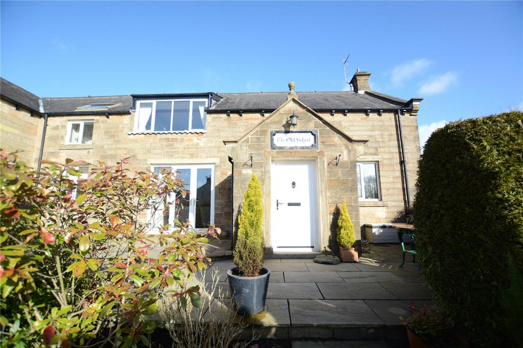 3 Bedrooms Semi Detached House for sale in Pendleton Road, Wiswell, Whalley, Lancashire, BB7