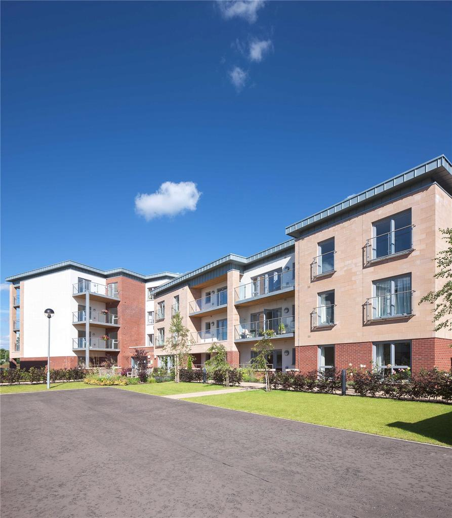 2 Bedrooms Apartment Flat for sale in Apt. 8, Greenwood Grove, Stewarton Road, Newton Mearns, East Renfrewshire